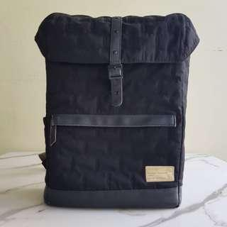 Hex Backpack Black