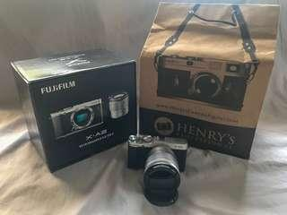 REPRICED Fujifilm XA2 with Freebies