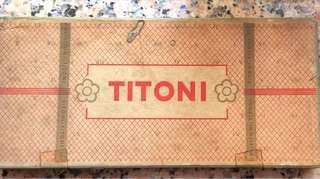 Titoni Vintage Watch parts Box  梅花嘜