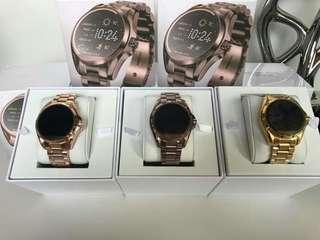 Authentic Michael Kors Smartwatch
