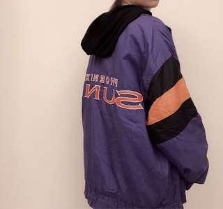 🚚 NBA鳳凰城太陽風衣外套
