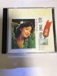 蔡琴、鄧麗君、姚蘇蓉 CD