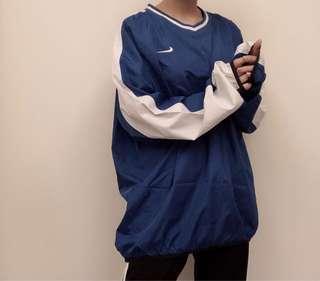 🚚 Nike藍白風衣