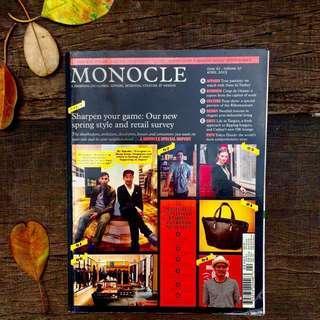 MONOCLE April 2013
