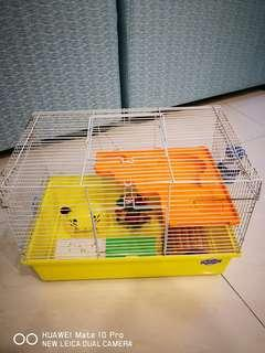 Hamster Cage (TESORO)