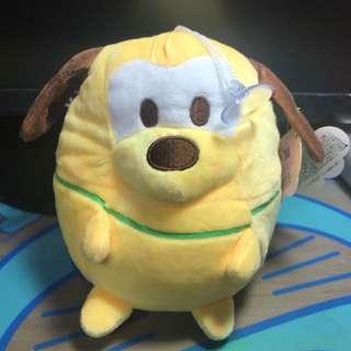 🚚 迪士尼 日本限定 布魯托 UFUFY 絨毛娃娃