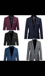 Promotion - Good Quality Blazer for Men
