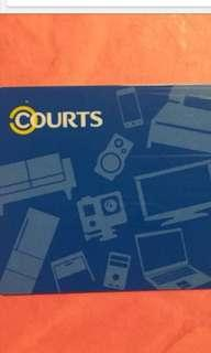 LOOKING for courts gift card ( Trade with capital mall vouchers)