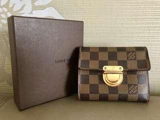 Louis Vuitton Portefeuille Koala Damier