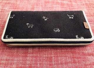 ED Ellen Degeneres Women's Darien Animals Wallet