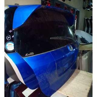 JDM Honda Jazz Fit V Hatch Bonet