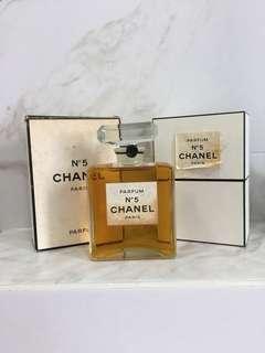 Vintage rare Chanel No. 5 Parfum Super Large 116ml