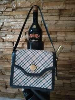 Burberry Inspired Bag