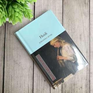 Heidi (Macmillan Collector's Library) - Johanna Spyri