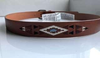 Forever21 84cm Xs/S brown belt