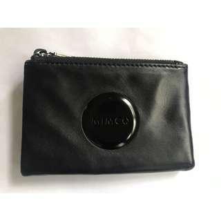 Mimco Black Petite Fold Wallet