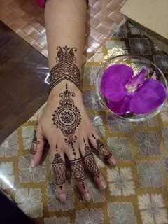 Festive Henna