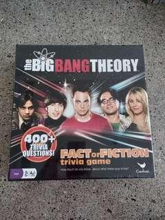 the big bang theory fact or fiction game