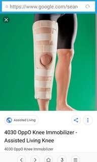 Oppo Knee Immobilizer