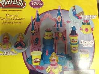 Play doh Magica design palace aurora