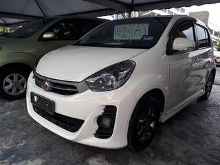 Perodua Myvi 1.5 SE fulloan