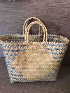 Bayong bag from bali