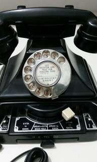 古董攪盤大班電話40,60,70,80年代