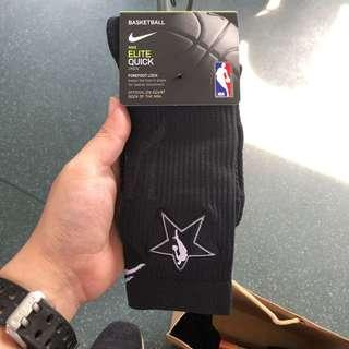 Jordan NBA all star LA18 socks