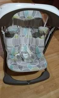 Fishee Price 3 in 1 Swing and Rocker