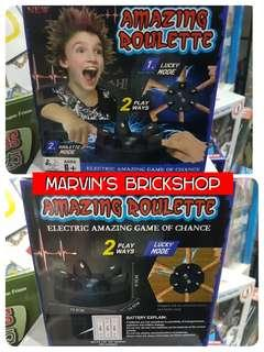 AMAZING ROULETTE Electric Amazing Game Of Chance Toy For Sale Brand New