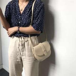 🚚 Basic Buckle Sling Bag