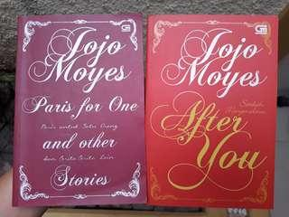 Jojo Moyes fiction