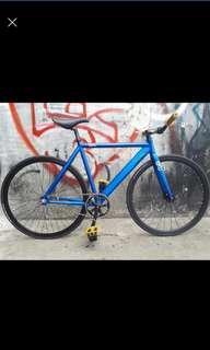 6ku Fixie Bike (with freebies)