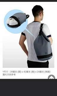 全新 馬會 型格單肩袋 鞋袋 實用袋 斜孭袋 sport bag