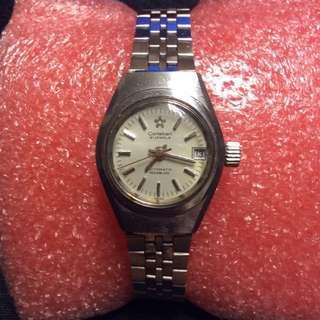 確得佩-全自動女裝機械錶