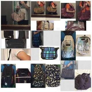 Jansport backpack school bag office bag summer bag vacation bag extra bag laptop bag women's bag imported bag
