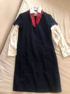 Authentic Tommy Hilfiger denim dress
