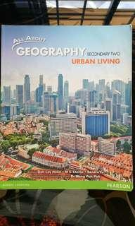 ll about Geography secondary two Urban Living