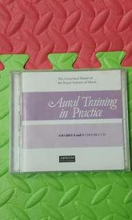 ABRSM Aural Training in Practice grade 4 & 5 double CD
