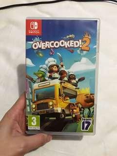 Switch overcooked2 Game