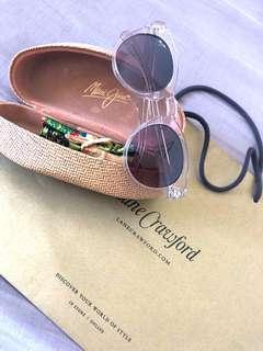 Price Down: 最新款 Maui Jim DRAGONFLY Polarized Fashion Sunglasses