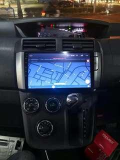 Alza 10.2INCH ANDROID CAR MULTIMEDIA PLAYER