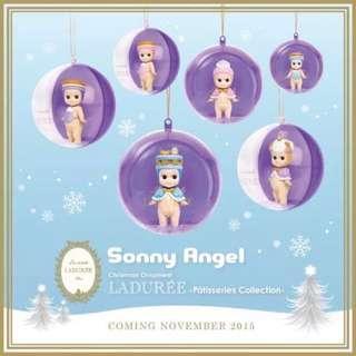 Sonny Angel x Laduree mini figure