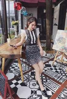 Premium Self Potrait Dress