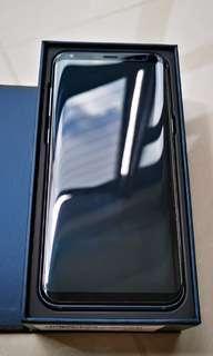 Samsung S8 plus Coral Blue