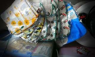 多條汗巾 每條8蚊