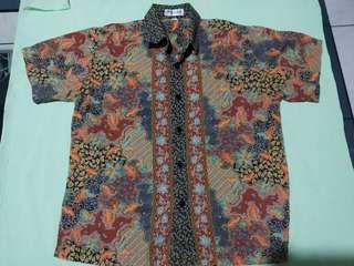 Like new batik keris for kids