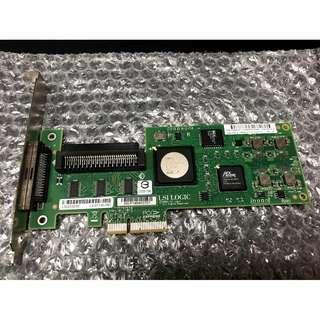 LSI Logic LSI20320IE 20320IE 20320 PCI-e Ultra 320 SCSI