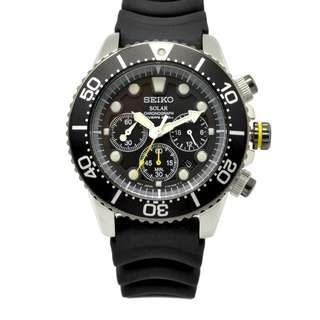 FREE DELIVERY *SEIKO GENUINE* SSC021P1 100% Authentic with 1 Year Warranty!