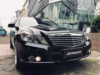 Mercedes Benz E250 // 2011 // Odo 16.000
